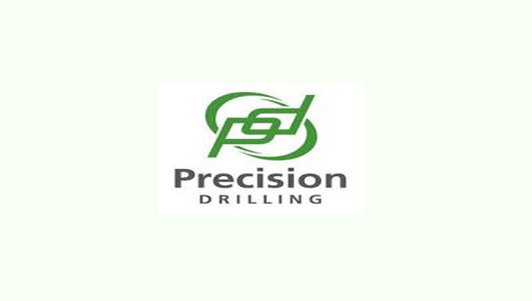 Precision Drilling Slide Image